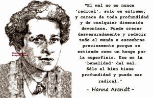 Hannah_Arendt banalidad&